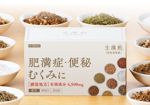 生漢煎・防風通聖散商品画像