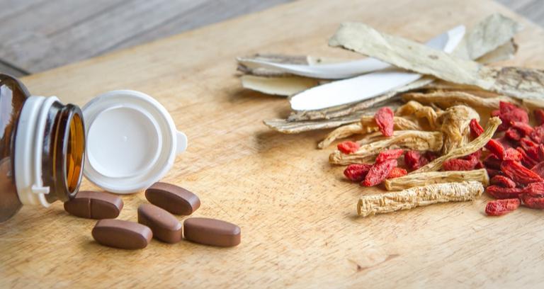 漢方と生薬